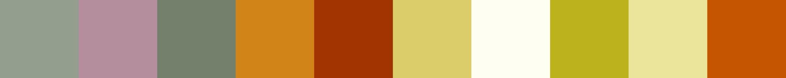 294 Vartibola Color Palette