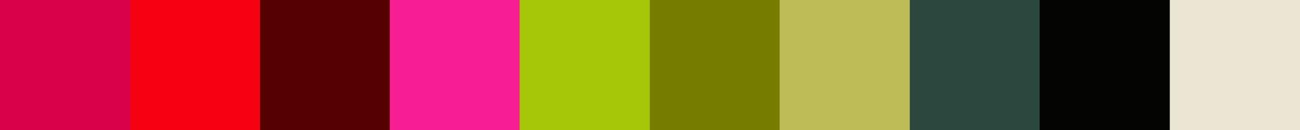 31 Savala Color Palette