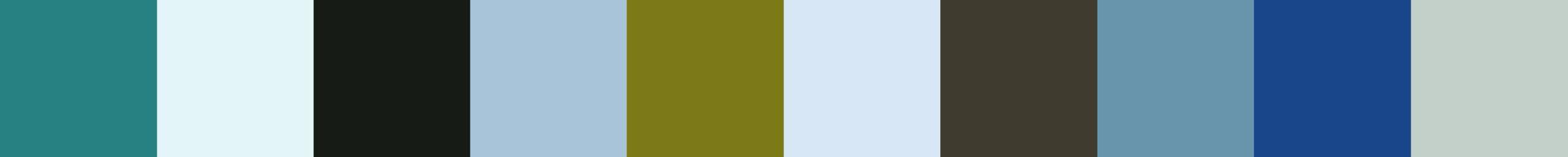 36 Prodica Color Palette