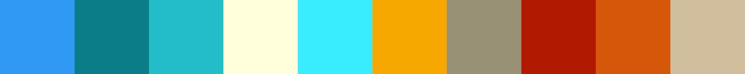 403 Orola Color Palette