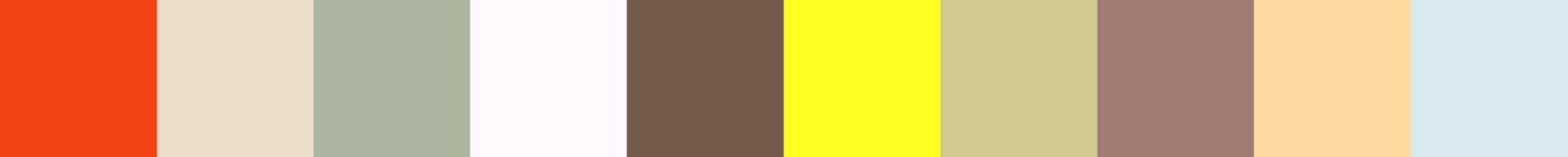 404 Lokk Color Palettea
