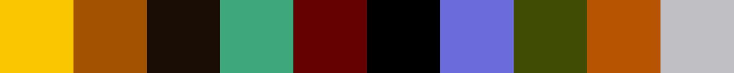 409 Nertiwa Color Palette