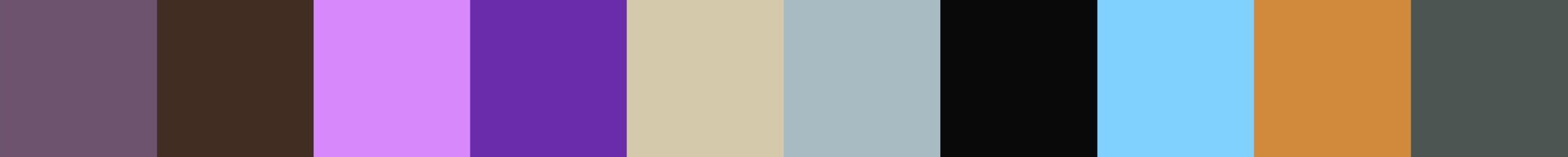 414 Bariapa Color Palette