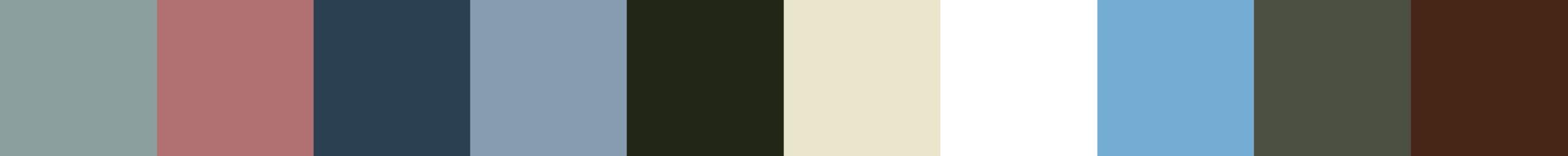 415 Moudasa Color Palette