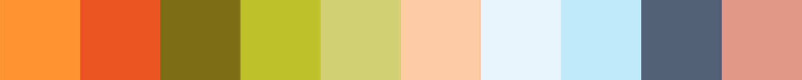 423 Diota Color Palette