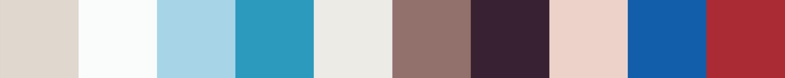425 Hazla Color Palette