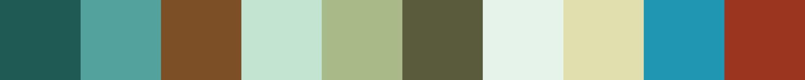 429 Pagra Color Palette