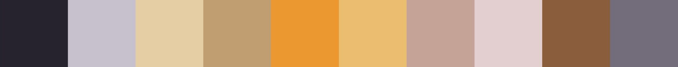 455 Kyrama Color Palette