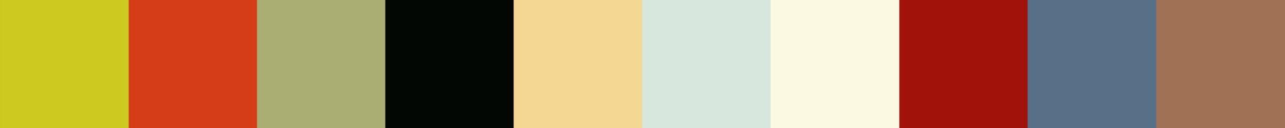 456 Liboa Color Palette