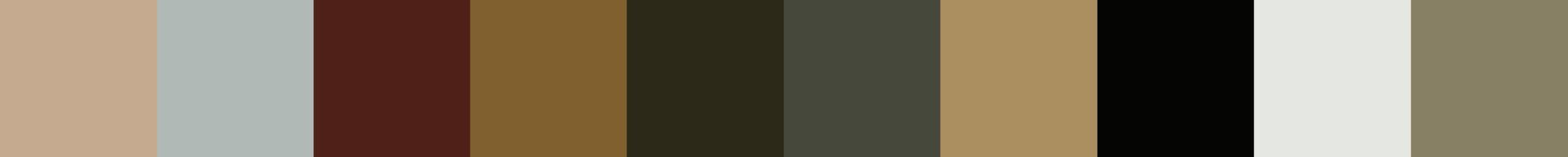492 Antivelia Color Palette