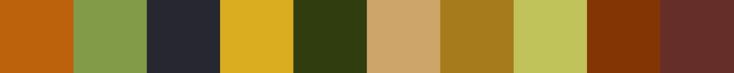 494 Leveredia Color Palette