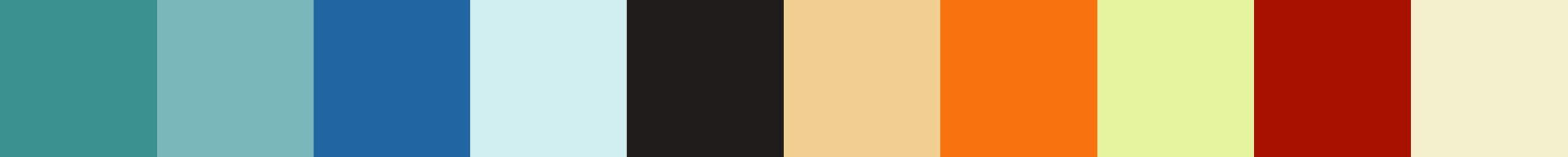 496 Pymau Color Palette