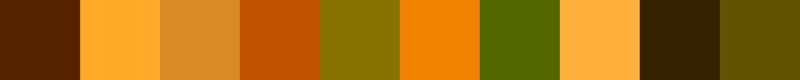 5 Rokemia Color Palette
