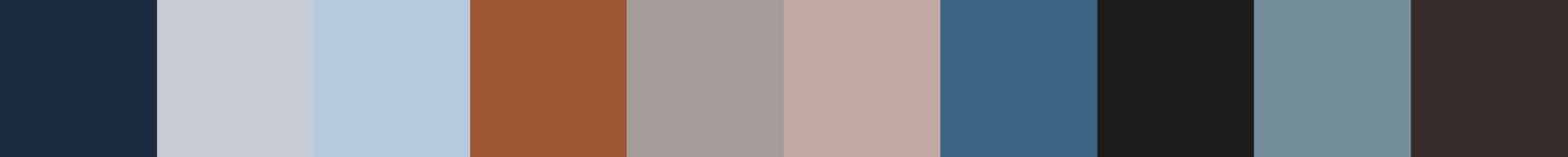 505 Zammiena Color Palette