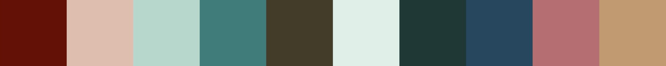507 Paraboza Color Palette