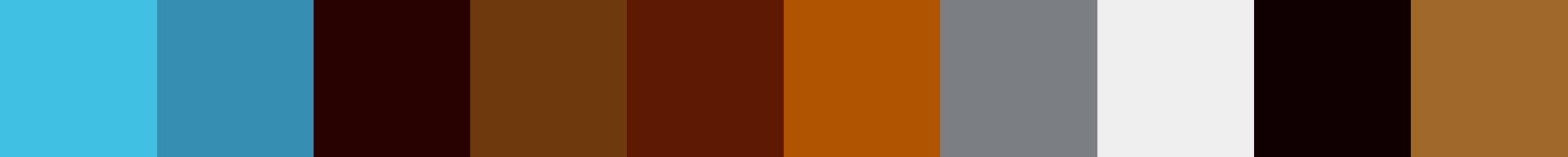 52 Lebaria Color Palette
