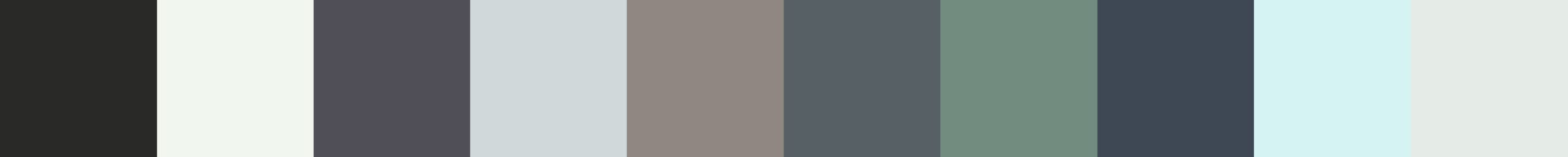 529 Dypna Color Palette