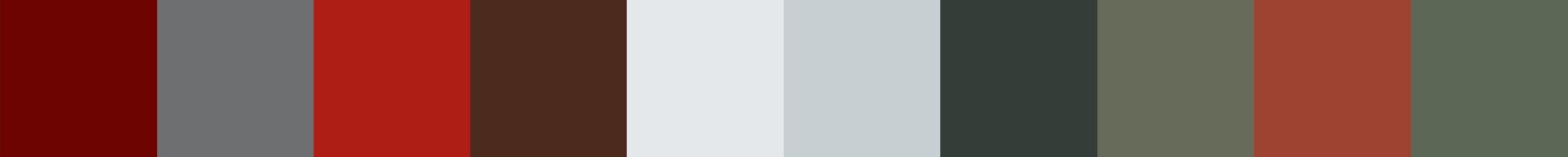 547 Tryphosa Color Palette