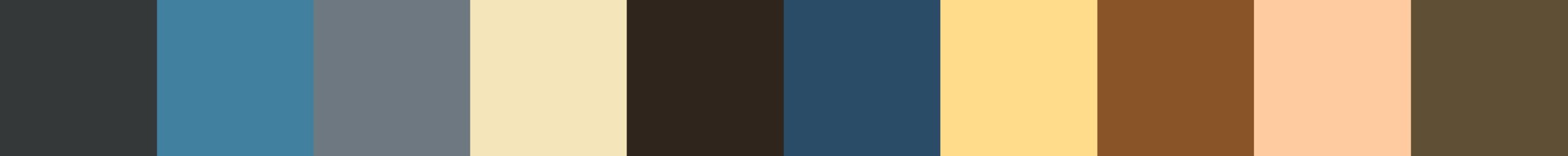 578 Phaonis Color Palette