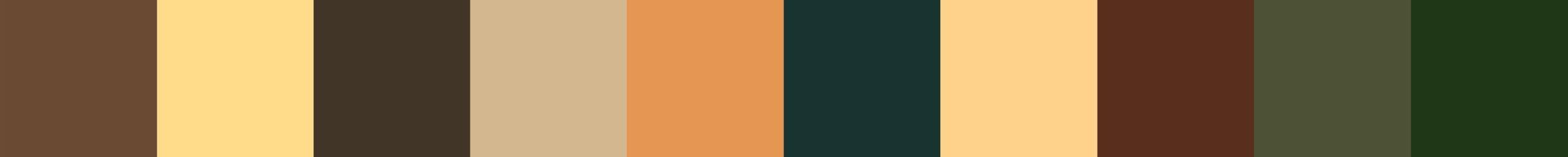 579 Kynthia Color Palette