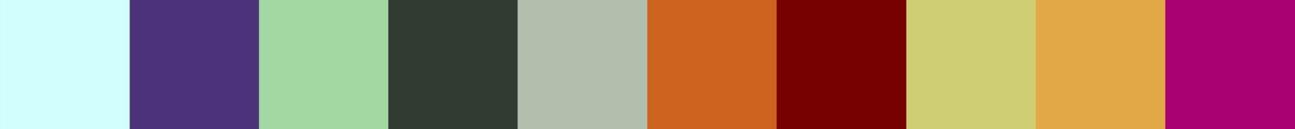 593 Sarea Color Palette