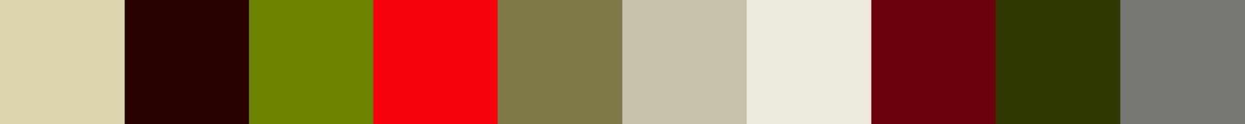 611 Jouaka Color Palette