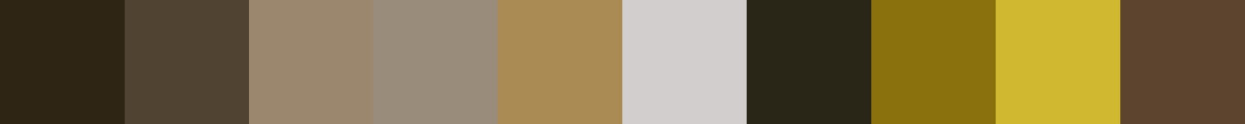 616 Cikredo Color Palette