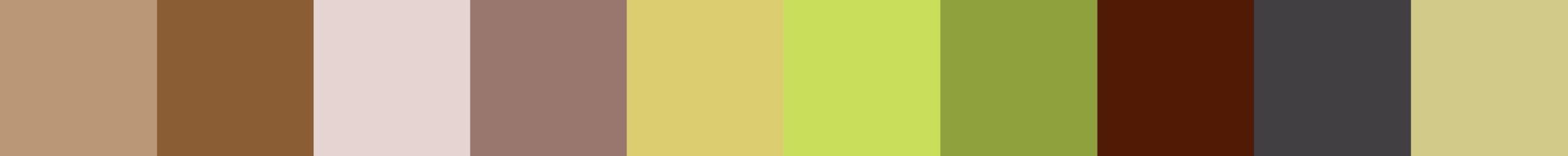 623 Jegroloti Color Palette