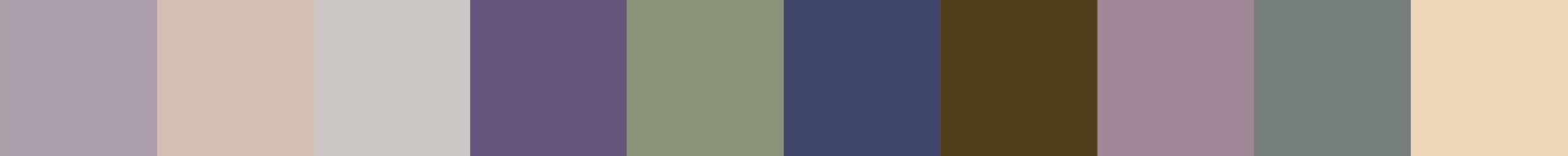 625 Medkepia Color Palette