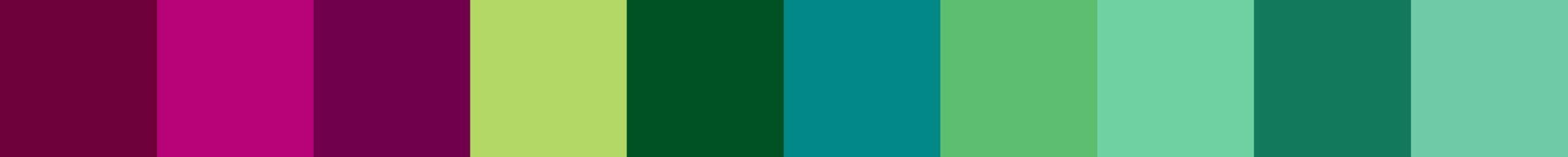 63 Tremana Color Palette