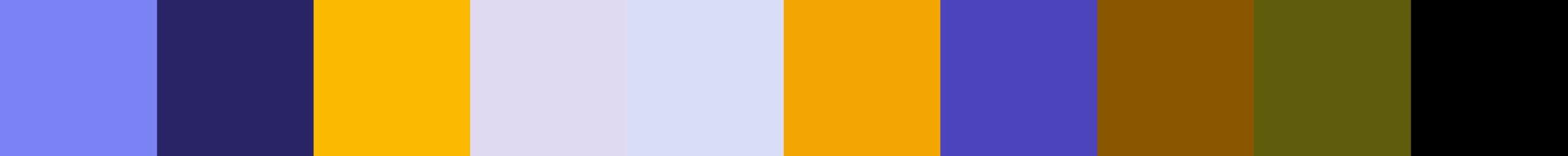 635 Poqrada Color Palette