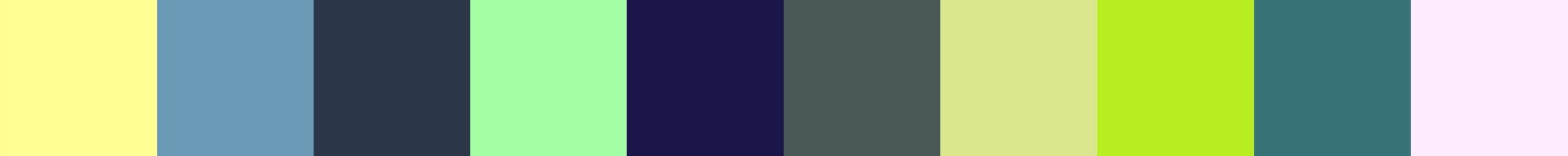 645 Hayala Color Palette