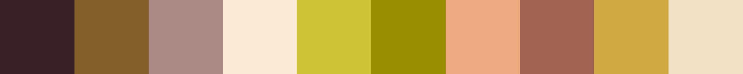 653 Wanesta Color Palette