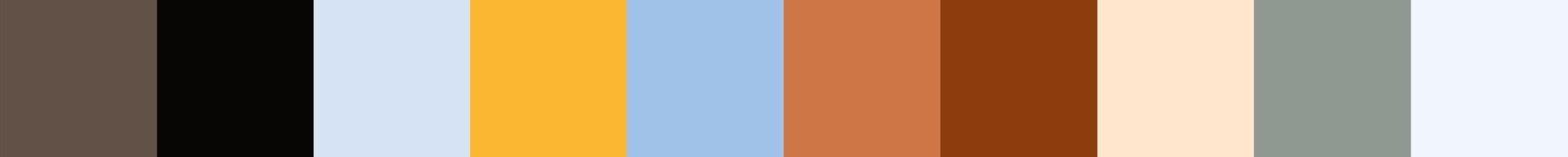 656 Farabola Color Palette