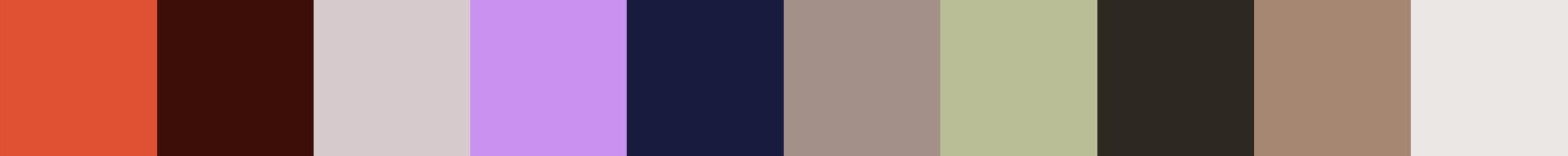 659 Sovezza Color Palette