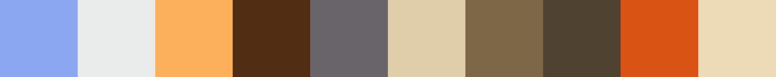 673 Vortizola Color Palette