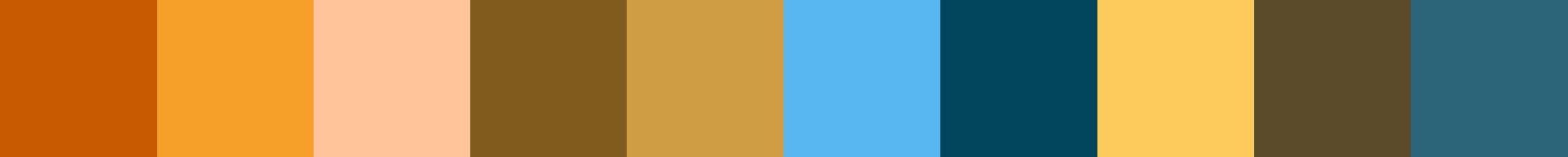 675 Loustevia Color Palette