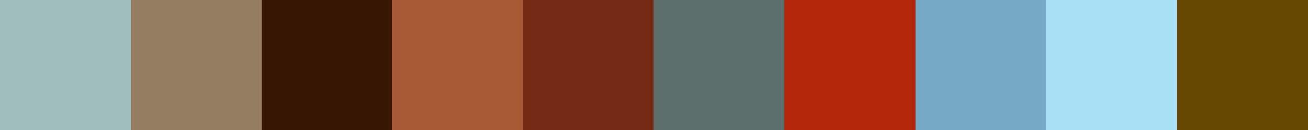 681 Detimena Color Palette