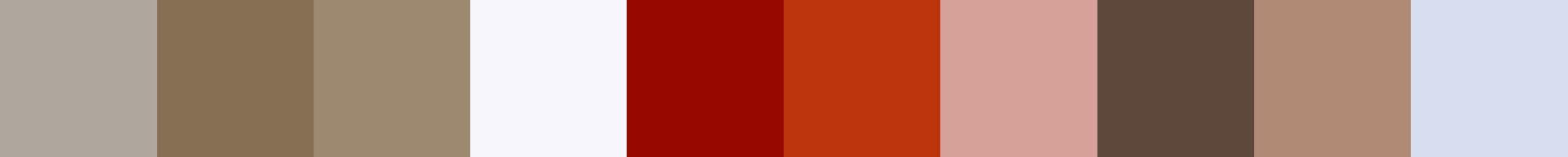 700 Xorvepia Color Palette