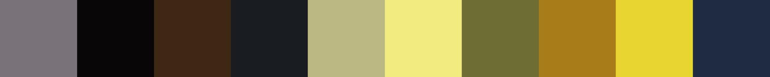 713 Saremaga Color Palette