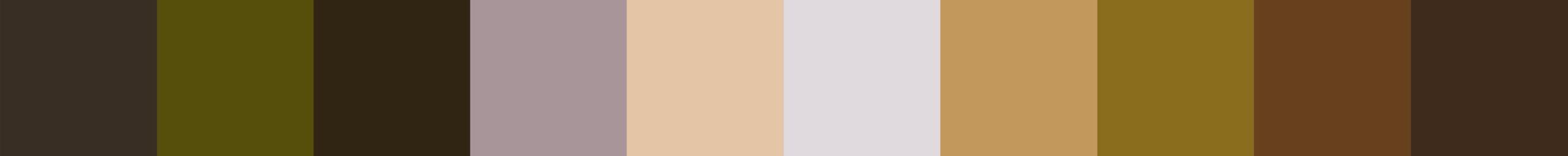 756 Ligramia Color Palette
