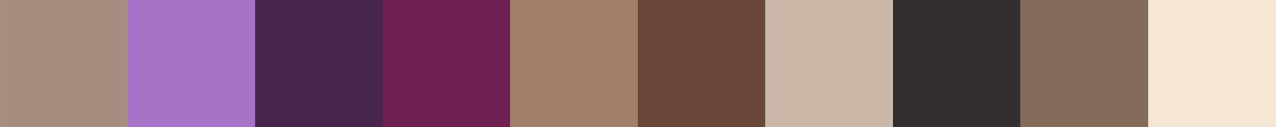 763 Viralia Color Palette