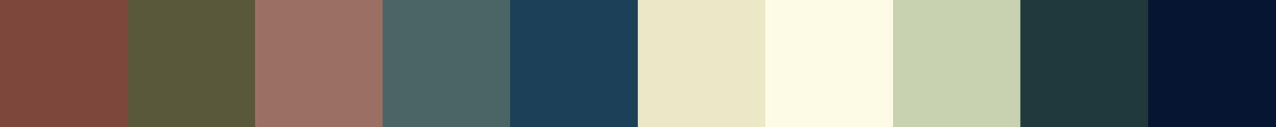 78 Vaila Color Palette