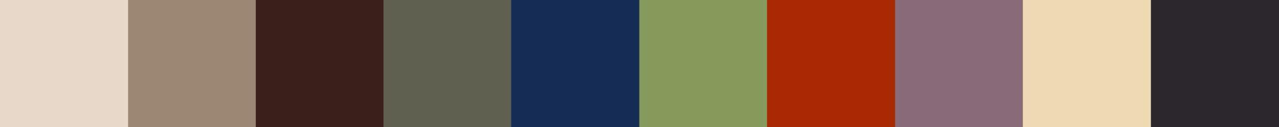 792 Fiorella Color Palette