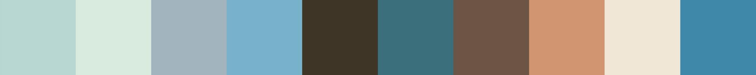 793 Keania Color Palette