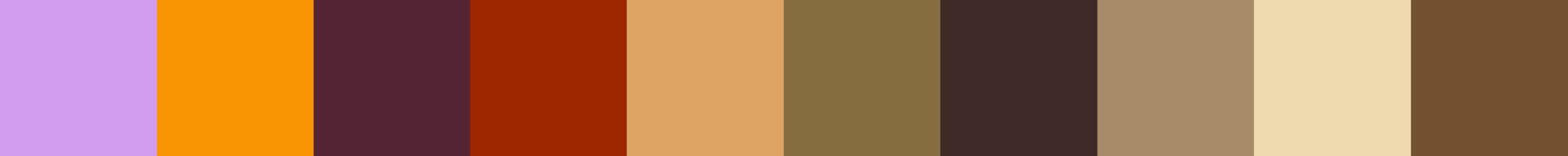 91 Helezia Color Palette