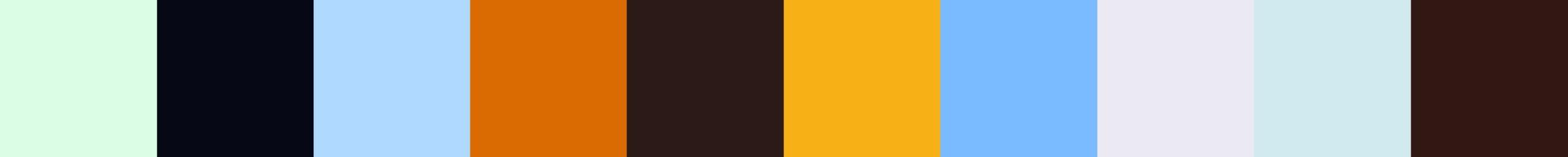 97 Wenna Color Palette