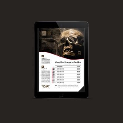 XeMOR Event Plan Interactive Checklist