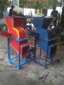 Warna mesin giling pakan ternak sesuai permintaan pelanggan