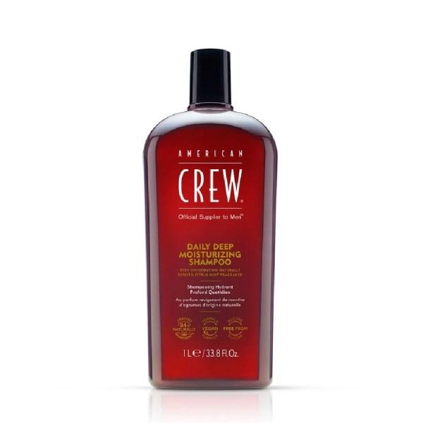 american crew daily deep moisturizing shampoo